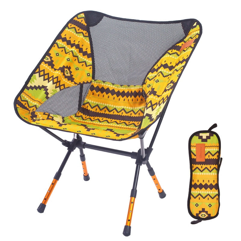 Strange Chair Fishing Seat Camping Adjustable Or Fixed Height Gmtry Best Dining Table And Chair Ideas Images Gmtryco