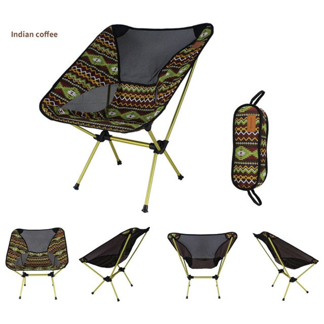 Enjoyable Chair Fishing Seat Camping Adjustable Or Fixed Height Folding Furniture Gmtry Best Dining Table And Chair Ideas Images Gmtryco