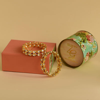 Kundan Kadas ( Ready To Ship )