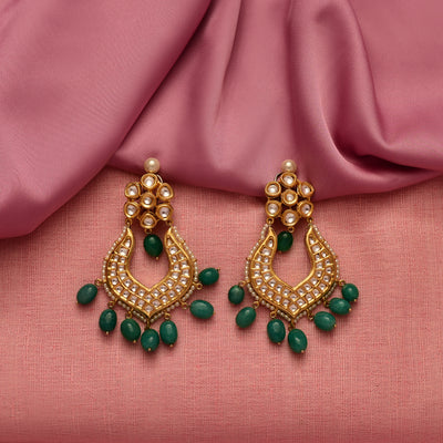 Kundan Chandbalis (Ready to Ship)