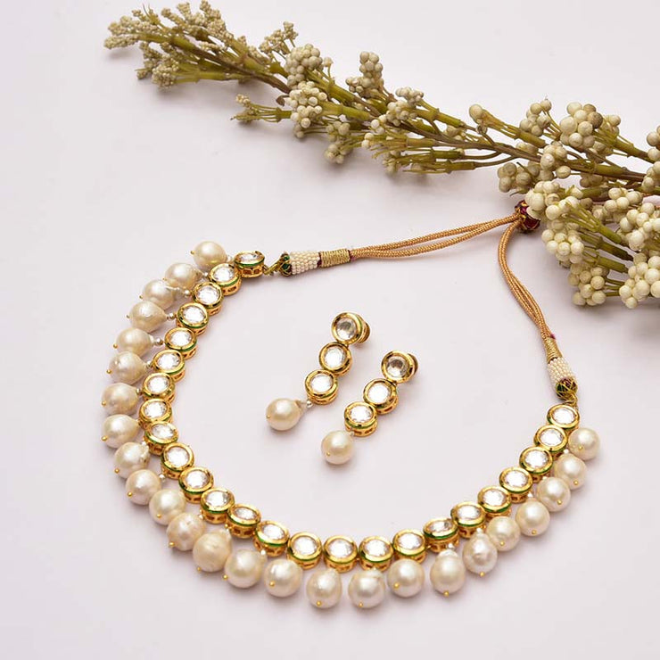 Kundan set (Ready to Ship)
