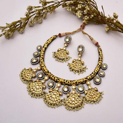 Kundan Bridal Set ( Ready To Ship )