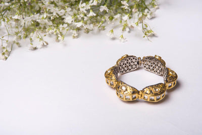 Kundan Bracelet (Ready To Ship)