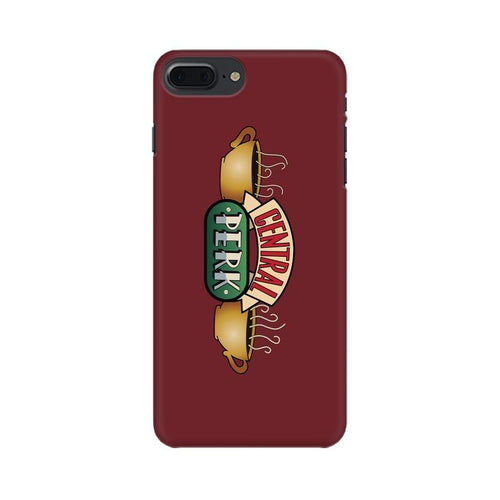 Central Perk Multicolour Phone Case For Apple iPhone 7 Plus
