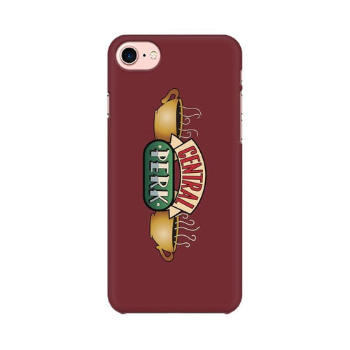 Central Perk Multicolour Phone Case For Apple iPhone 8