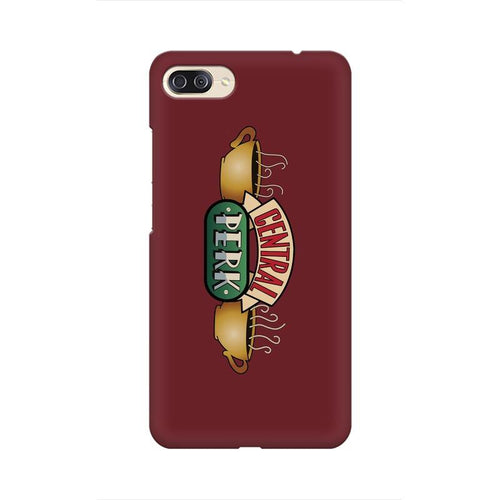 Central Perk Multicolour Phone Case For Asus Zenfone 4 Max ZC554KL