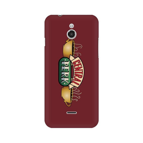 Central Perk Multicolour Phone Case For InFocus M2