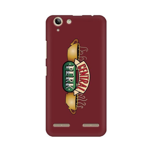 Central Perk Multicolour Phone Case For Lenovo Lemon 3