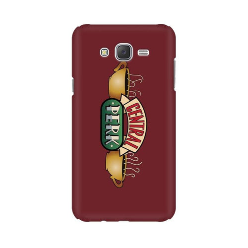 Central Perk Multicolour Case For  Samsung J1 Ace