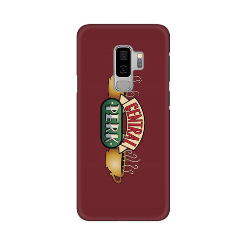 Central Perk Multicolour Case For  Samsung S9 Plus