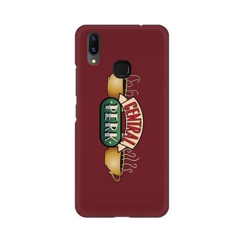 Central Perk Multicolour Case For Vivo X21