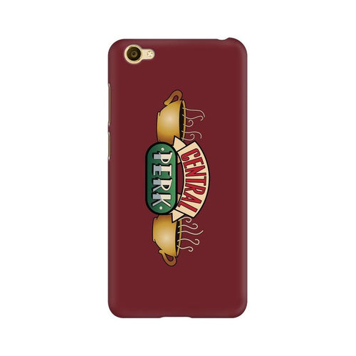 Central Perk Multicolour Case For Vivo Y66