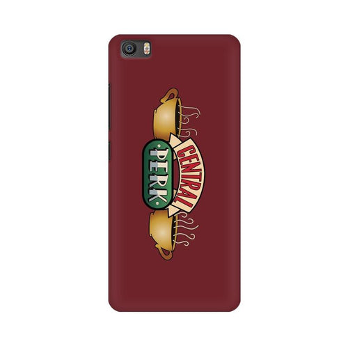 Central Perk Multicolour Case For  Xiaomi Mi 5