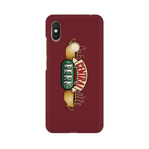 Central Perk Multicolour Case For Xiaomi Redmi Y2