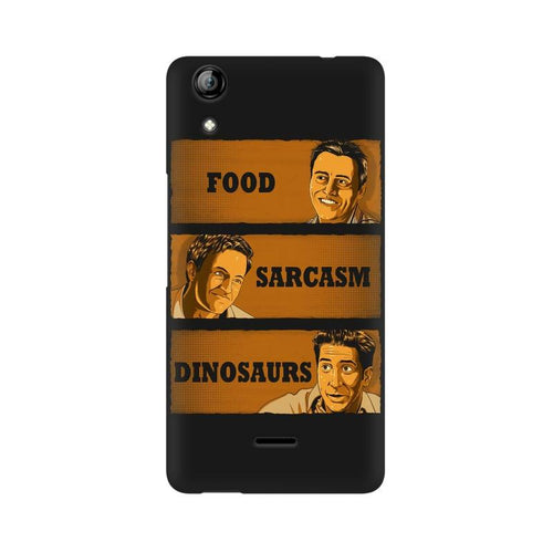 Choose your favorite Multicolour Phone Case For Micromax Canvas Selfie 2 Q340