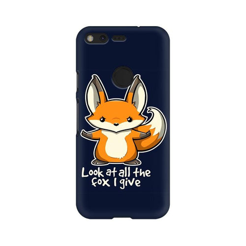 Fox Given Multicolour Phone Case For Google Pixel
