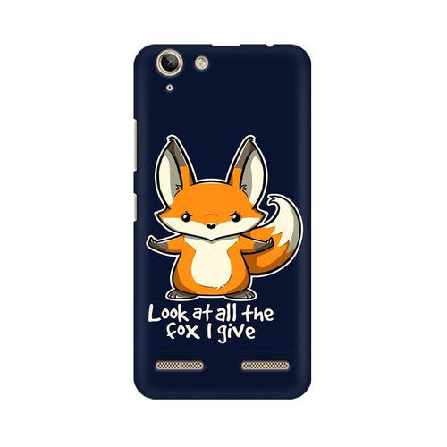Fox Given Multicolour Phone Case For Lenovo Vibe K5