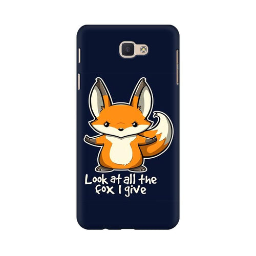 Fox Given Multicolour Case For  Samsung J5 Prime