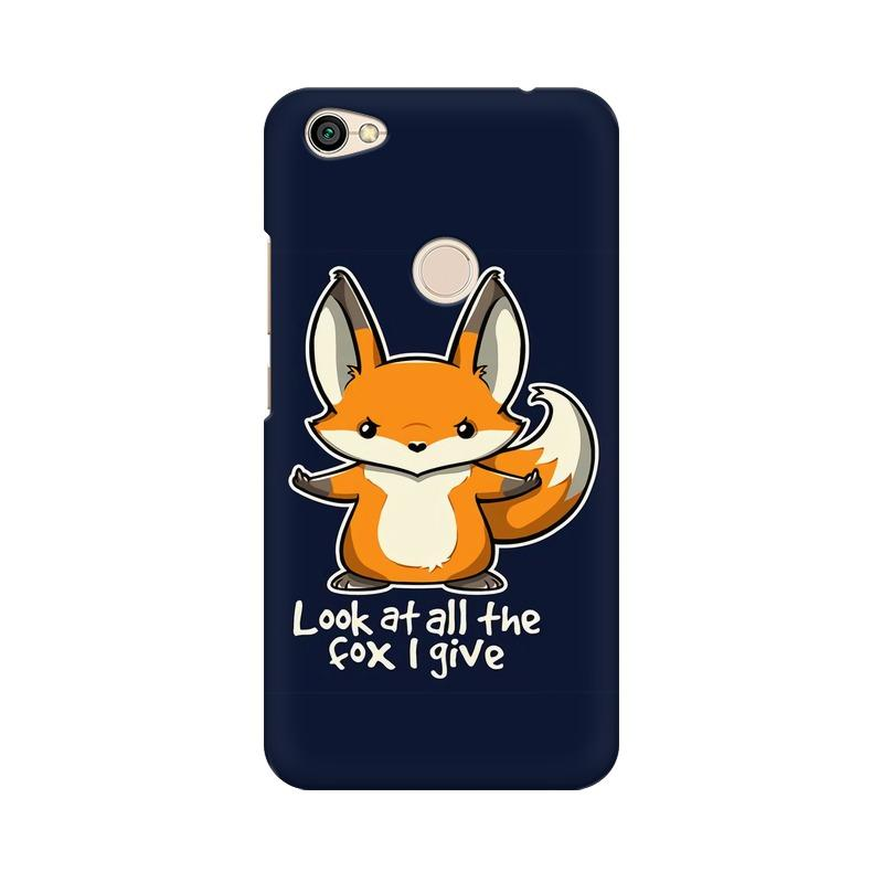 Fox Given Multicolour Case For Xiaomi Redmi Y1