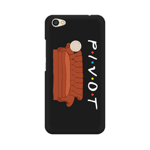 Friends Ross Pivot Multicolour Case For Xiaomi Redmi Y1