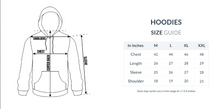 Load image into Gallery viewer, Thor's Hammer Hoodie