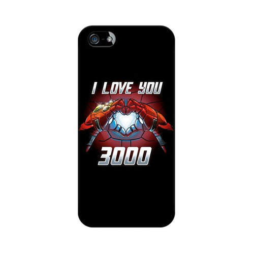 I Love You 3000  Multicolour Phone Case For Apple iPhone 5