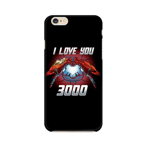 I Love You 3000  Multicolour Phone Case For Apple iPhone 6 Plus