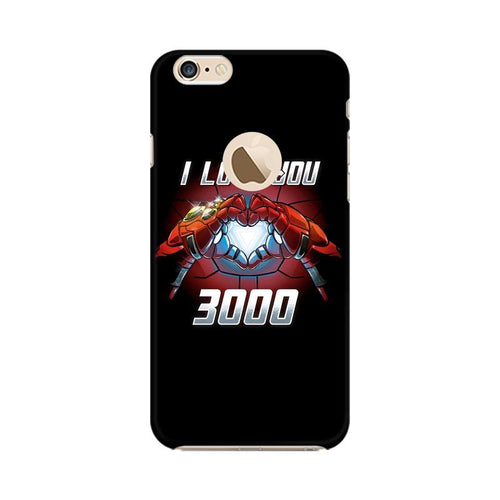 I Love You 3000  Multicolour Phone Case For Apple iPhone 6s with Apple hole
