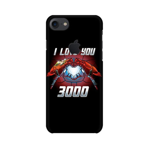 I Love You 3000  Multicolour Phone Case For Apple iPhone 7 with Apple cut