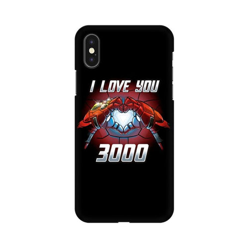 I Love You 3000  Multicolour Phone Case For Apple iPhone XS