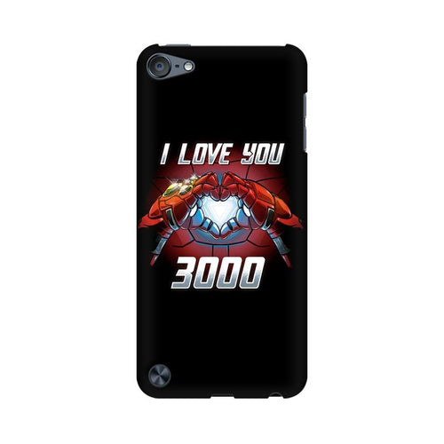 I Love You 3000  Multicolour Phone Case For Apple iPod Touch 6
