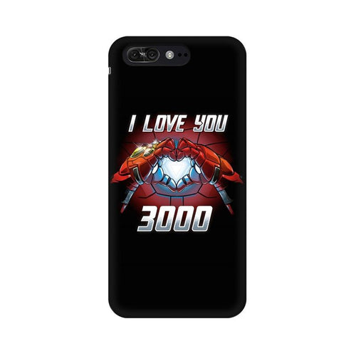 I Love You 3000  Multicolour Phone Case For Asus Zenfone 4 Pro ZS551KL