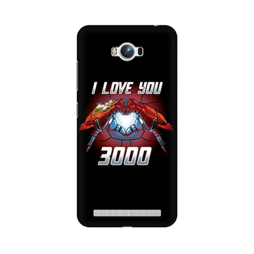 I Love You 3000  Multicolour Phone Case For Asus Zenfone Max