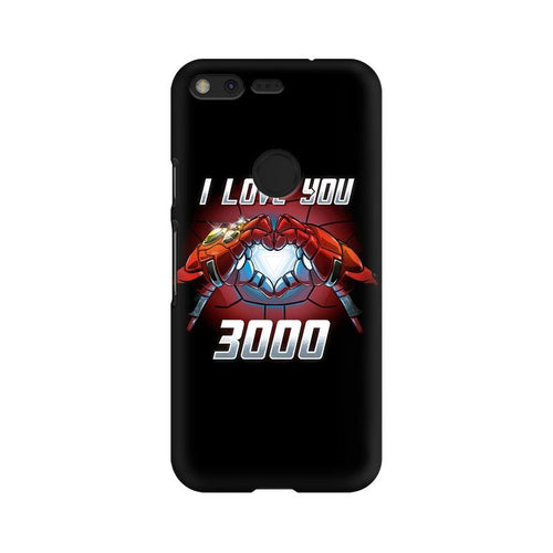 I Love You 3000  Multicolour Phone Case For Google Pixel