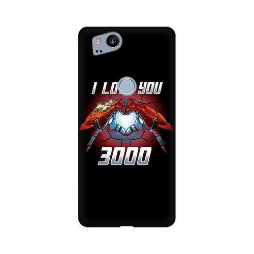I Love You 3000  Multicolour Phone Case For Google Pixel 2