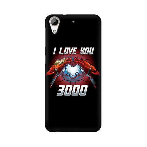 I Love You 3000  Multicolour Phone Case For HTC Desire 626