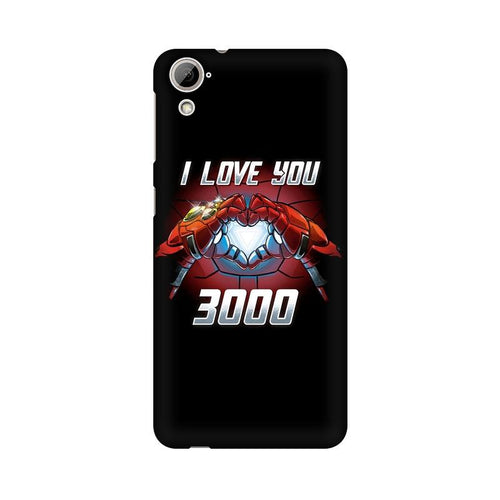 I Love You 3000  Multicolour Phone Case For HTC Desire 820
