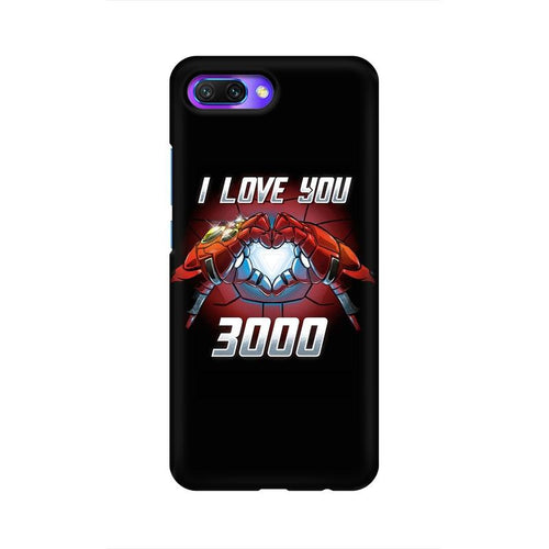 I Love You 3000  Multicolour Phone Case For Huawei Honor 10