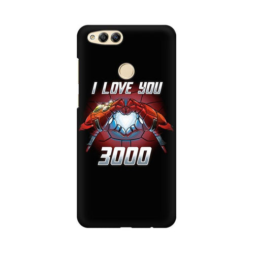 I Love You 3000  Multicolour Phone Case For Huawei Honor 7X
