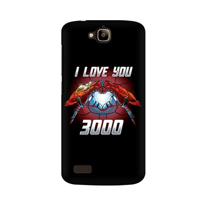 I Love You 3000  Multicolour Phone Case For Huawei Honor Holly