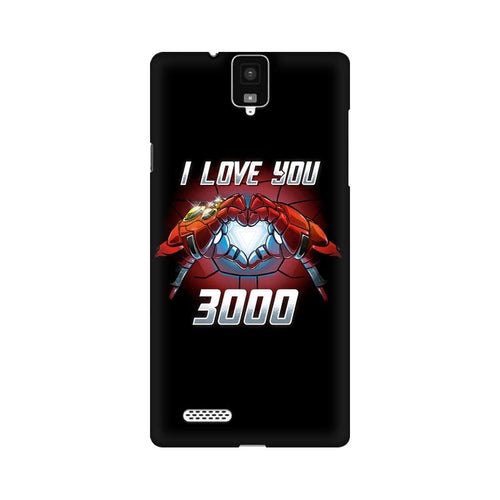 I Love You 3000  Multicolour Phone Case For InFocus M330