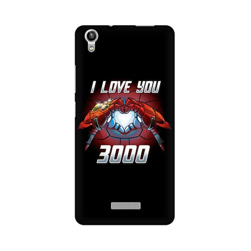 I Love You 3000  Multicolour Phone Case For Lava Pixel V1