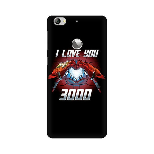 I Love You 3000  Multicolour Phone Case For LeEco Le 1s