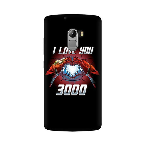 I Love You 3000  Multicolour Phone Case For Lenovo Vibe K4 Note