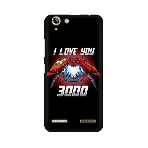 I Love You 3000  Multicolour Phone Case For Lenovo Vibe K5