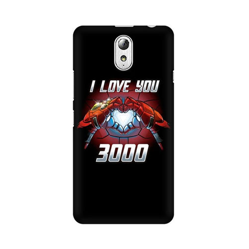 I Love You 3000  Multicolour Phone Case For Lenovo Vibe P1M