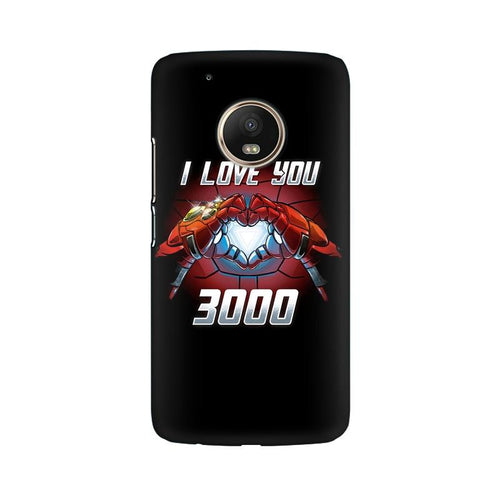 I Love You 3000  Multicolour Phone Case For Moto G5 Plus