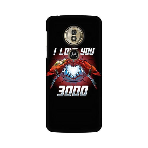 I Love You 3000  Multicolour Phone Case For Moto G6 Play