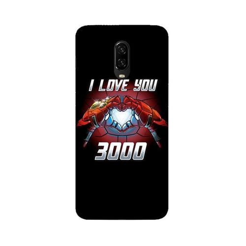 I Love You 3000 Multicolour Case For Oneplus 6T