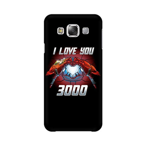 I Love You 3000 Multicolour Case For  Samsung Grand 3 G7200